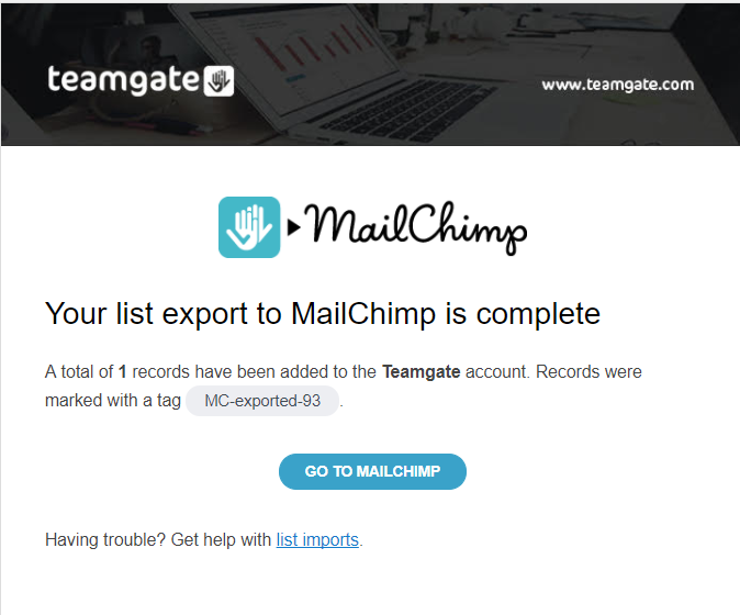 contact-export-to-mailchimp-confirmation-email-teamgate.png