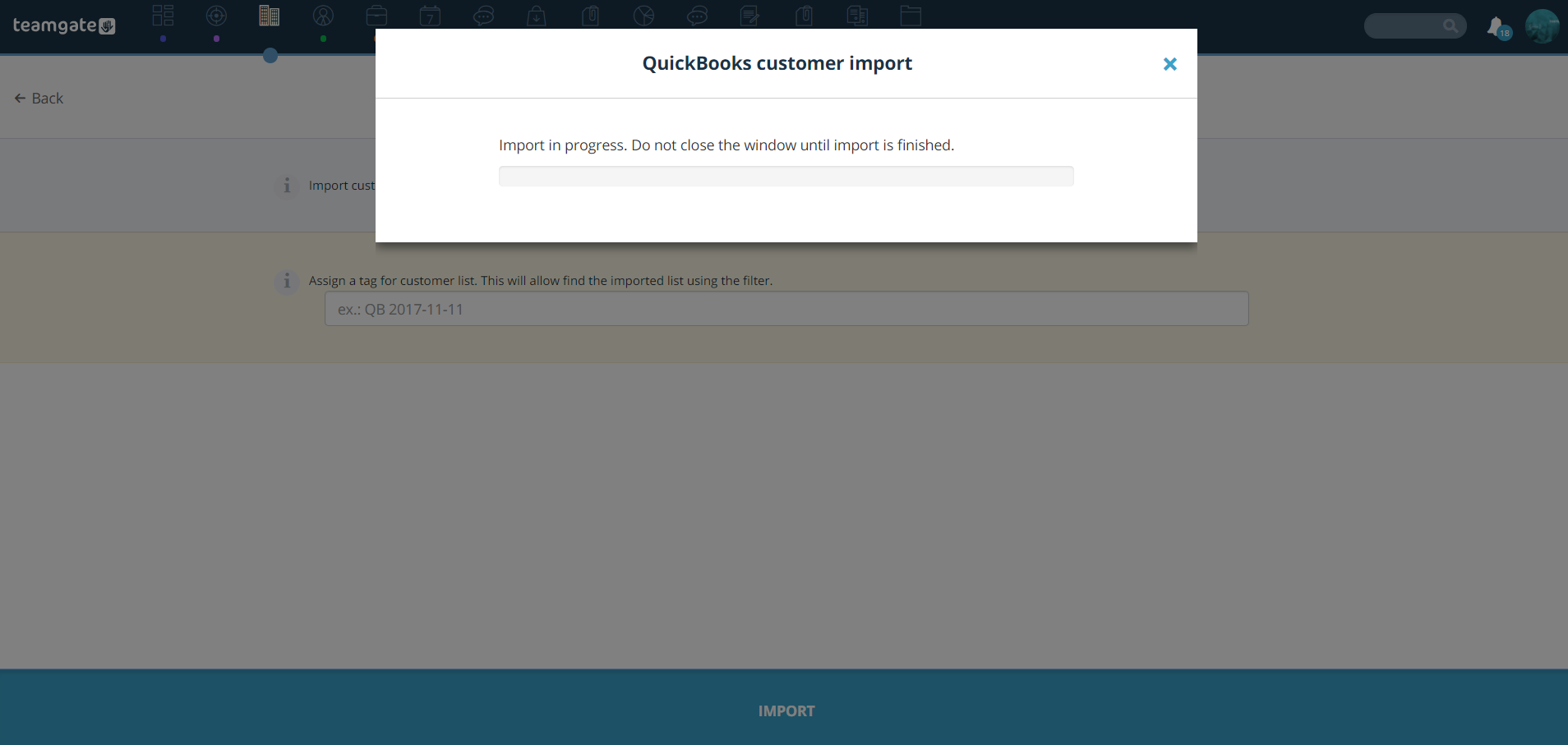 quickbooks-import-in-progress-teamgate.png