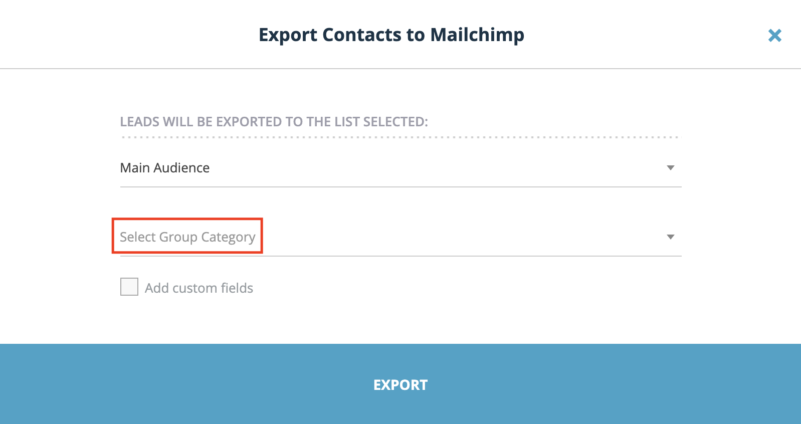 export-contacts-to-mailchimp-select-category-teamgate.png