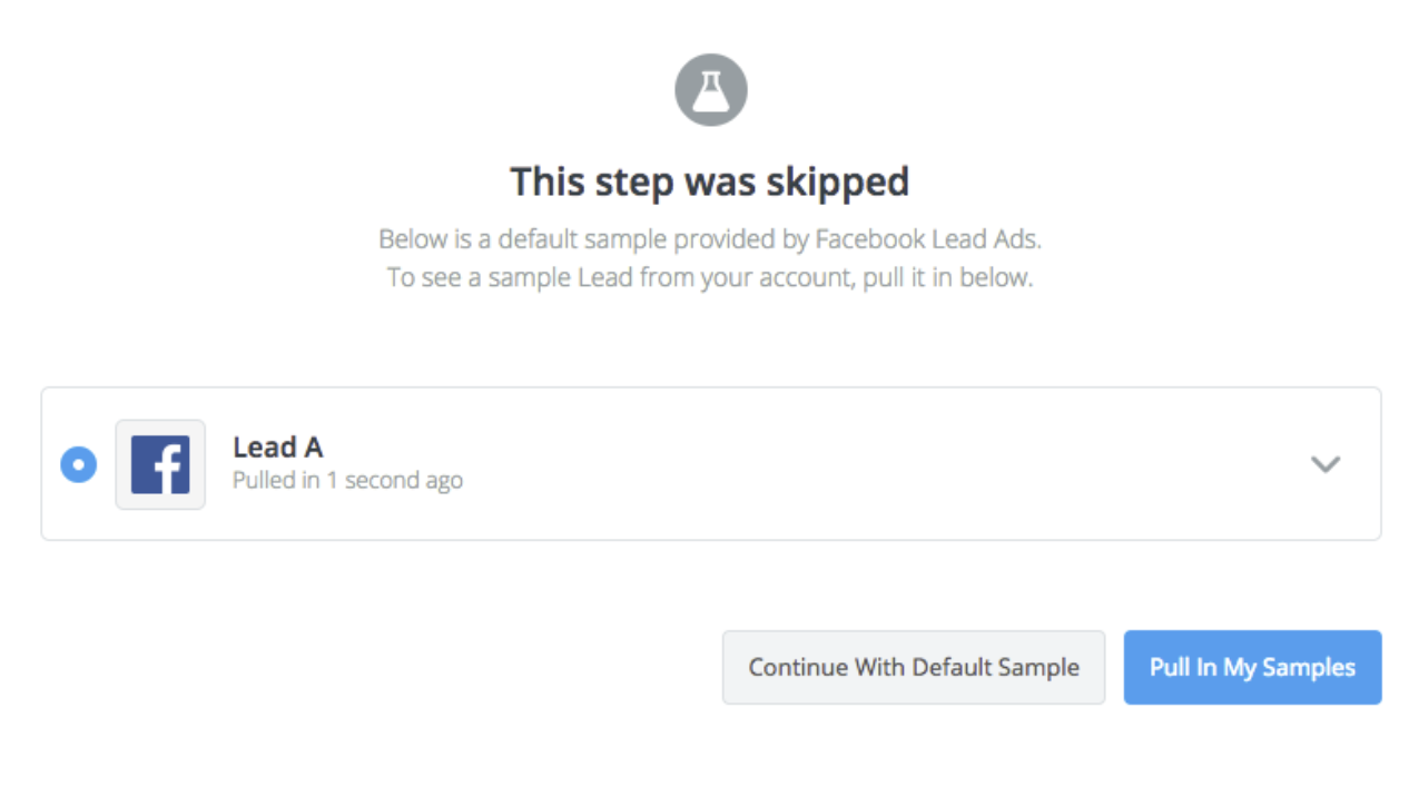 Continue-with-Default-Sample-Facebook-ad-Teamgate-CRM.png